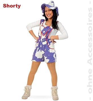 Carnaval 10650 traje típico de vaca-pantalones de traje ...
