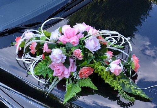 Autoschmuck Rattan Feder Autodeko Hochzeit Dekor Verschiedene