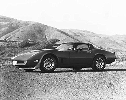 1981 Chevrolet Corvette Factory Photo