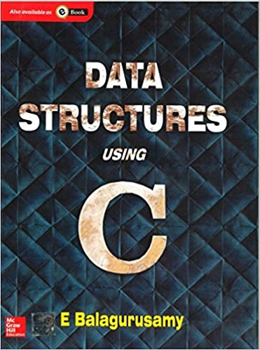 Data structures using c balaguruswamy unique con pdf free download.