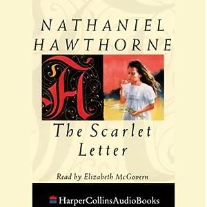 amazoncom the scarlet letter audible audio edition elizabeth mcgovern nathaniel hawthorne harpercollins publishers limited books