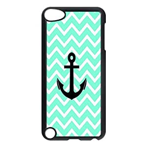 Custom Anchor Back Cover Case for ipod Touch 5 JNIPOD5-352