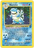 Pokemon - Blastoise (2) - Base Set 2 - Holo