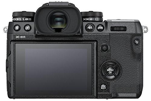 Fujifilm X-H1 24 MP Mirrorless Camera Body Only (APS-C X-Trans CMOS III Sensor, EVF, in-Body Image Stabilization, Fast… 2