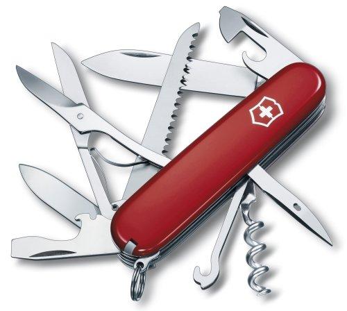 Victorinox Swiss Army Huntsman Pocket Knife, Outdoor Stuffs