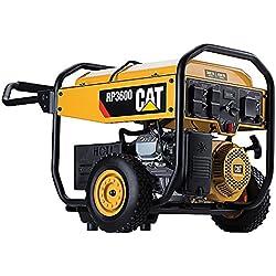 Cat RP3600 3600 Running Watts/4500 Starting Watts Gas Powered Portable Generator 490-6488