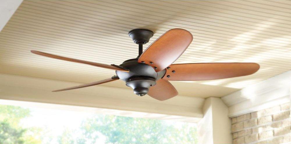 Home Decorators ''Altura'' 60'' Outdoor Oil Rubbed Bronze Ceiling Fan by Home Decorators (Image #2)