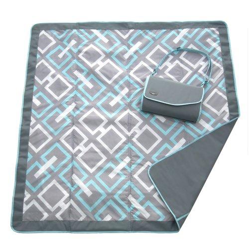 JJ Cole Outdoor Blanket Gray