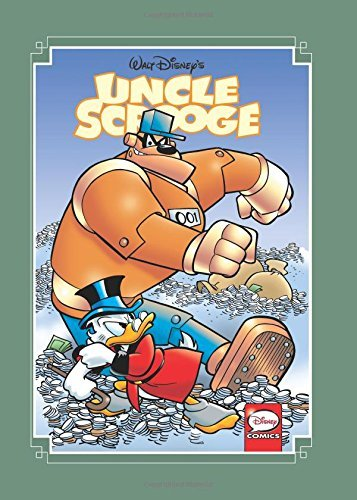 Uncle Scrooge: Timeless Tales Volume 1 by Rodolfo Cimino (2016-05-10)