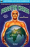 img - for Forgotten Worlds (Lost World-Lost Race Classics) (Volume 2) book / textbook / text book