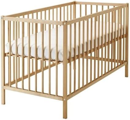 Ikea SNIGLAR - Cuna, Haya - 60x120 cm: Amazon.es: Hogar