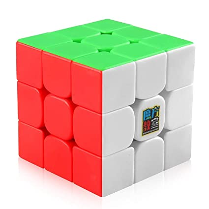 14a5fc388e Buy Cubelelo MoFang JiaoShi MF3RS2 3x3 Stickerless Elite Magnetic Online at  Low Prices in India - Amazon.in