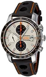 Chopard Men's 168992-3031 Miglia Monaco Silver Dial Watch
