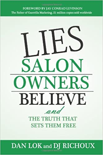 lies salon owners believe and the truth that sets them free