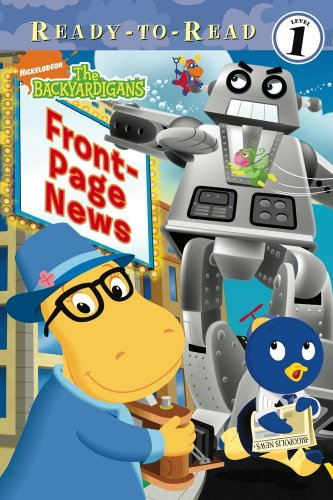Front-Page News (The Backyardigans)