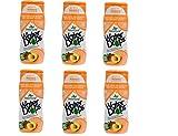 SweetLeaf Peach Mango Water Drops 2.1 oz (Pack of 6)
