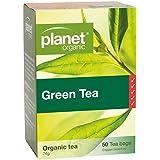 Planet Organic Green Tea 50 Teabags