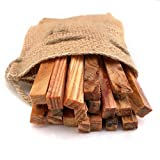 Kaeser Wilderness Supply Fatwood Firestarters 40 Sticks All Natural Hand Cut in USA Survival Kit Backpacking Camping Hunting Fishing Emergency Kits Bug Out Kits Steve Kaeser