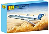 Heller Boeing 727 Airliner Airplane Model Building Kit