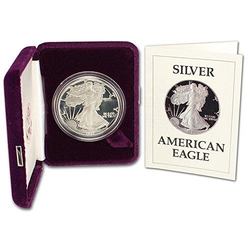 Silver Eagle Roll - 7