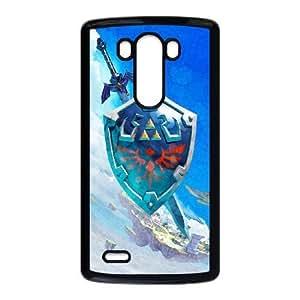 LG G3 cell phone cases Black The Legend of Zelda fashion phone cases GFL2850787