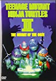 DVD : Teenage Mutant Ninja Turtles 2