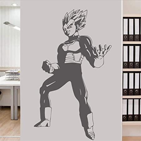 Dragon Ball Tatuajes de pared Diseño de arte Dragon Ball Etiqueta ...