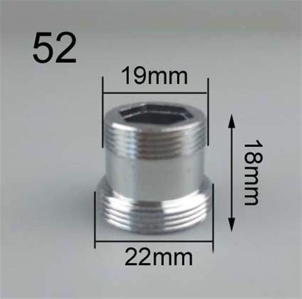Purificateur Robinet Aeratror Adaptateur brita Color : Male 16 to male 22 Filtre brita 16 18 19 20 21 22 24 mm Adaptateur long