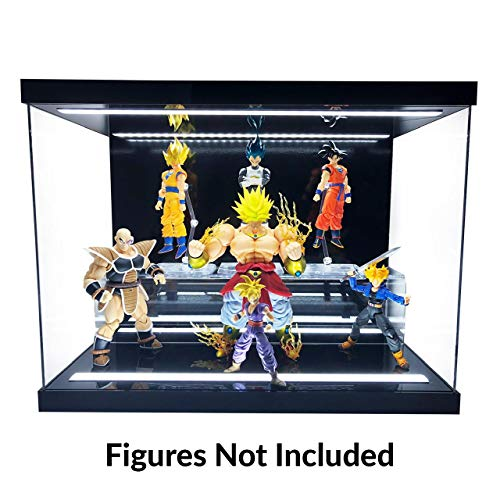 12 action figure display case - 4