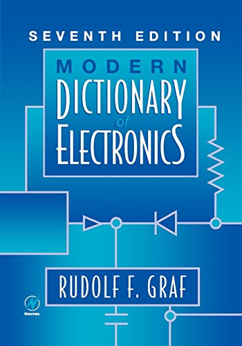 Modern Dictionary of Electronics