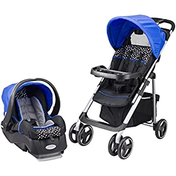 Amazon Com Baby Trend Ez Ride 5 Travel System Hounds