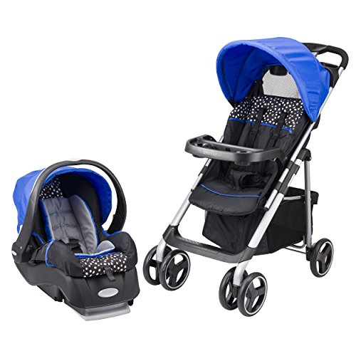 Evenflo Vive Travel System with Embrace Hayden Dot