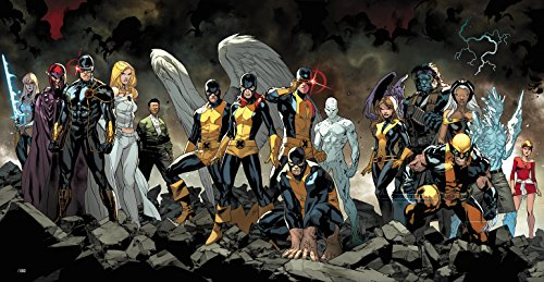 """""""All-New X-Men #1"""" Mighty Mini Canvas Limited Edition Giclée on Canvas"""