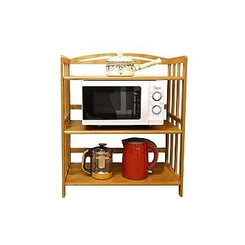 Estante para horno microondas, aparador, armario de cocina ...