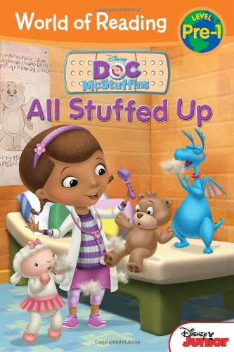 Download World of Reading: Doc McStuffins All Stuffed Up: Pre-Level 1 ebook