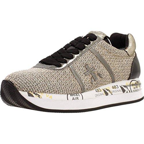 Sneaker Sneaker Gold 2596 2596 Premiata Conny Premiata Conny Kl1JcF