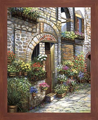(Flower Pots at Spello by Sambataro - 35