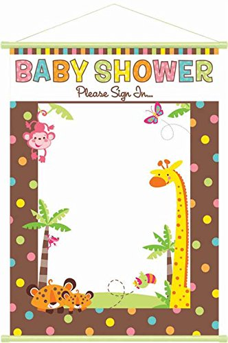 Amazon Green Fisher Price Baby Sign In Sheet 2 Pack Kitchen