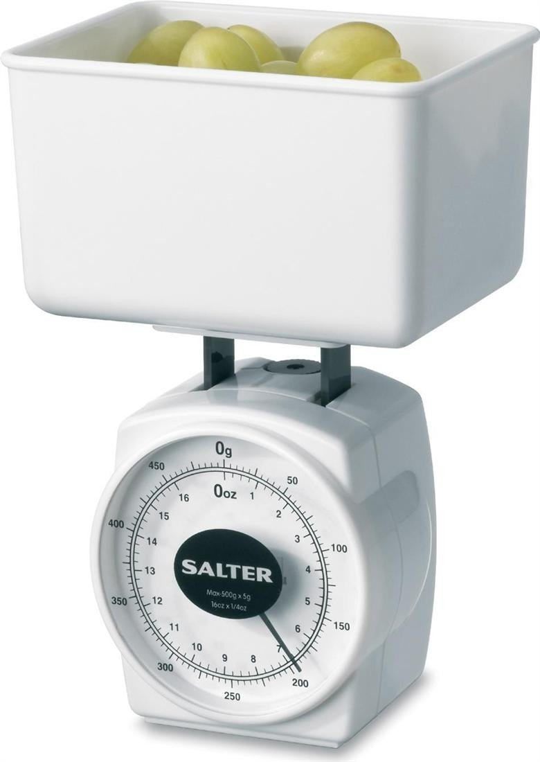 Salter 021 WHDR Diet Kitchen Scales: Amazon.co.uk: Kitchen & Home