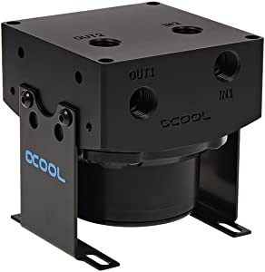 Alphacool 13194 VPP655 PWM - G1/4 Inner Thread Including Eisdecke D5 - Acetal V.3 Water Cooling Pumps