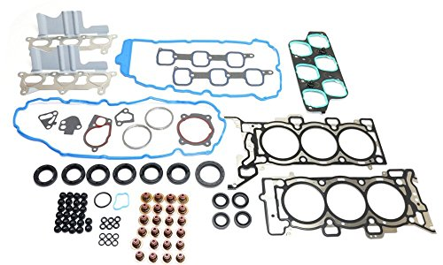 Head Gasket Set compatible with GMC Acadia/Outlook 07-08 / Enclave 08-08 6 Cyl 3.6L eng. Cyl Head Gasket Set