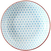Table Matters SB41080 Starry Blue Coupe Plate, 8""