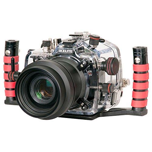Ikelite Underwater Camera Housing for Canon EOS Rebel T3i  D