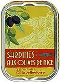 Real 115g of oil sardine olive