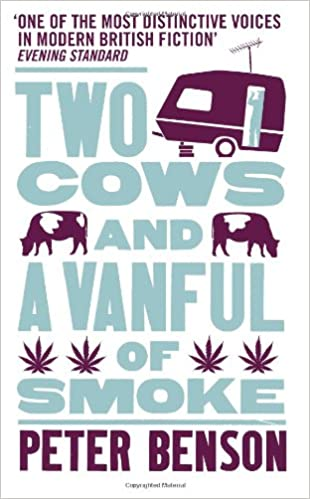 Book Two Cows and a Vanful of Smoke