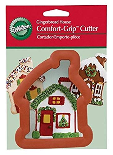 Wilton Gingerbread House Comfort Grip Cookie Cutter