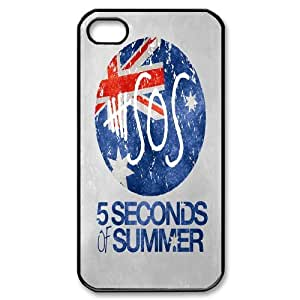 5 Second of Summer 5sos Eyes Custom Case For Iphone 4 4S case cover AKG275293