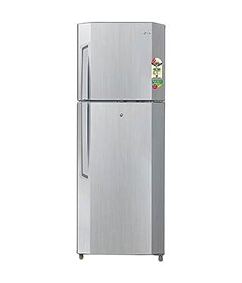 refrigerator amazon. lg 240 l 2 star frost-free double door refrigerator (gl-b252vlgy( amazon