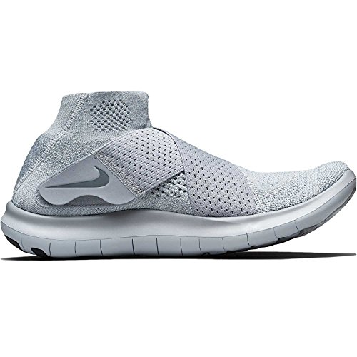 FK Nike Grey 2017 PURE Men's PLATINUM GREY Motion GREY Platinum Pure Cool RN COOL Grey Free Wolf WOLF aqIrqF