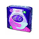Elyte Light Cotton Incontinence Pads - Super - 8 in x 17 in - 30 Pack